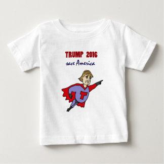 切札の保存アメリカの英雄 ベビーTシャツ
