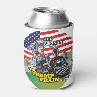 切札の列車のすべて!!! 米国の国家主義MAGA 缶クーラー