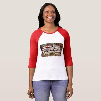 切札の国内議題 Tシャツ