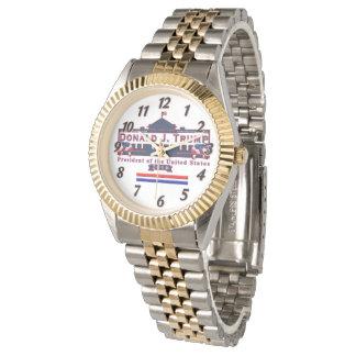 切札の大統領Red Blue Vintage Braceletの腕時計 腕時計