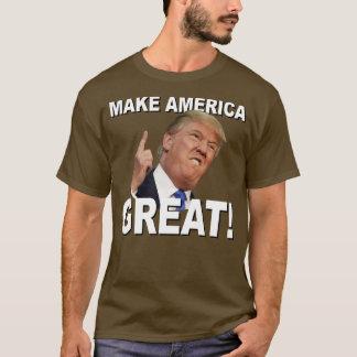 切札はティーを核攻撃します Tシャツ