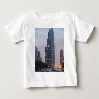 切札タワー ベビーTシャツ
