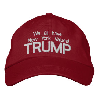 切札ニューヨークは2016年の野球帽を評価します 刺繍入りキャップ