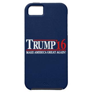 切札2016年は「アメリカに素晴らしいAgainを作ります iPhone SE/5/5s ケース