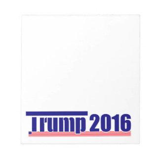 切札2016年 ノートパッド