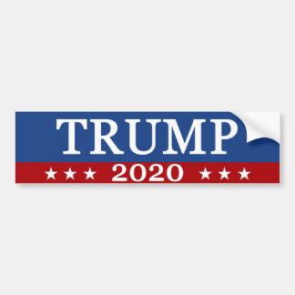 切札2020年 バンパーステッカー