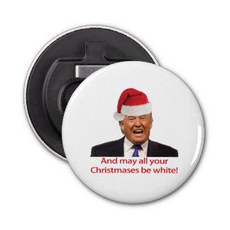 切札。 ホワイトクリスマスの夢を見ること 栓抜き