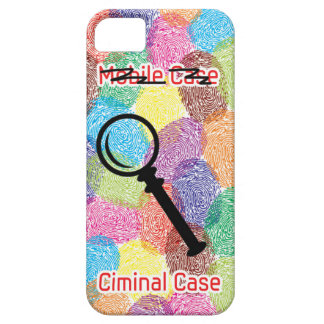 刑事訴訟 iPhone SE/5/5s ケース