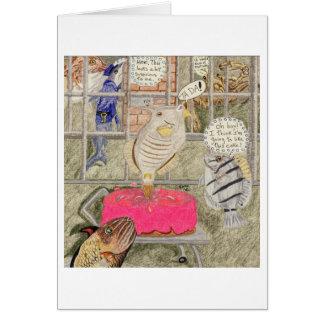 刑務所の壊れ目 カード