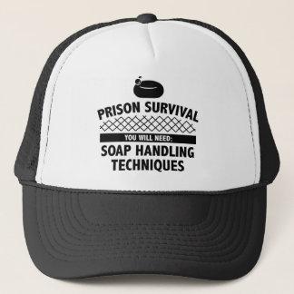 刑務所の存続 キャップ