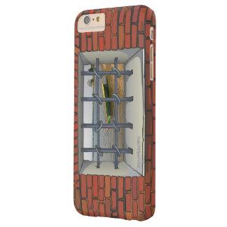 刑務所の窓の眺めはおもしろいな写真を加えます BARELY THERE iPhone 6 PLUS ケース
