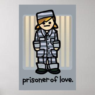 刑務所ポスター ポスター