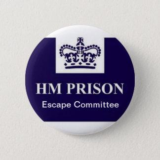 刑務所、脱出委員会 缶バッジ
