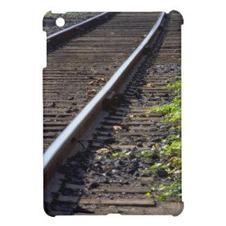 列車およびトラック-トラック iPad MINIケース