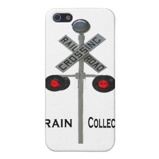 列車のコレクターのIphone 4ケース iPhone 5 ケース