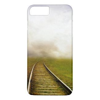 列車のiphoneのイメージ iPhone 8 plus/7 plusケース