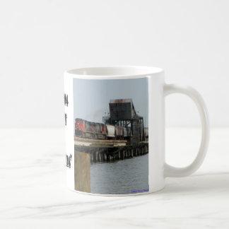 列車はA'ROLLINを保ちました コーヒーマグカップ