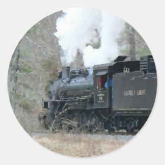 列車エンジン ラウンドシール
