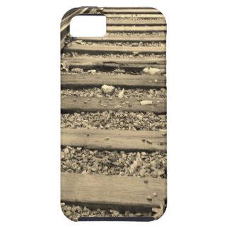 列車トラックiphoneの場合 iPhone SE/5/5s ケース