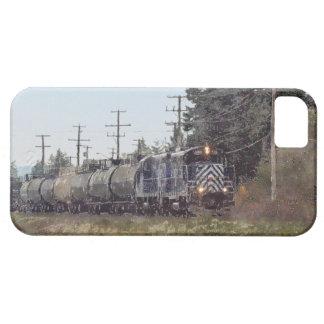 列車恋人の貨物列車エンジンのiPhone 5の場合 iPhone SE/5/5s ケース