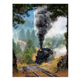 列車19 ポストカード
