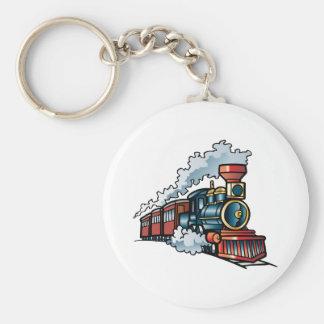 列車 キーホルダー