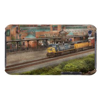 列車-ピッツバーグ、PA -場所の正方形 Case-Mate iPod TOUCH ケース