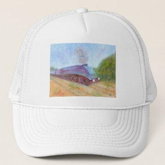 列車、帽子 キャップ