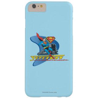 列車-色を持つスーパーマン iPhone 6 PLUS ベアリーゼアケース