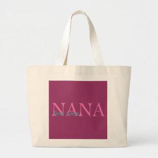 初めてナナ ラージトートバッグ