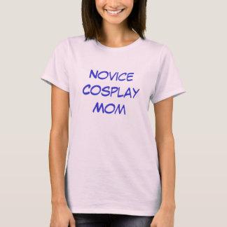 初心者のCosplayのお母さん-女性のTシャツ Tシャツ