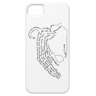 初恋の詩のiPhoneの場合 iPhone SE/5/5s ケース