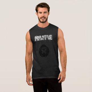 初期のなトレーニングのTシャツ 袖なしシャツ