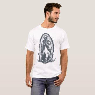 判断されたメリー骨組ティー Tシャツ