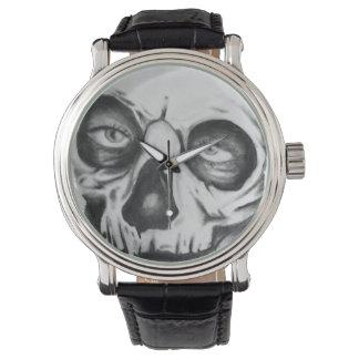 判断されるカスタムな時間 腕時計
