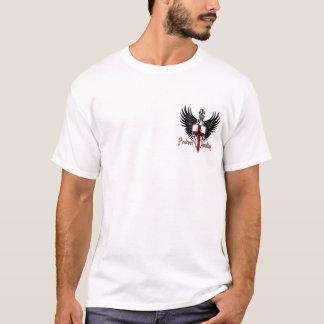 判断される Tシャツ