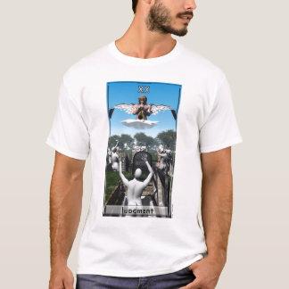 判断のTシャツ Tシャツ