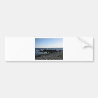 別のニューポートビーチ バンパーステッカー