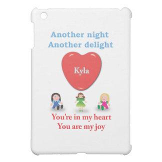 別の夜別の歓喜Kyla iPad Mini カバー