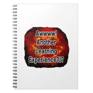 別の学ぶ経験の新星 ノートブック