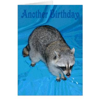 別の誕生日 カード