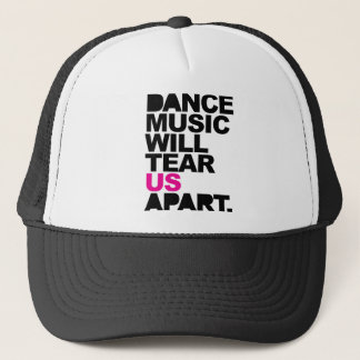 別ダンス音楽 キャップ