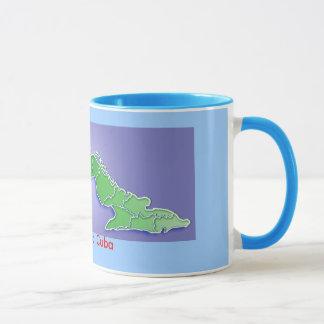 別荘クララ、キューバ マグカップ