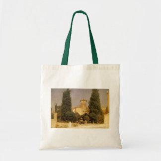 別荘マルタ、主によるLeightonローマ トートバッグ