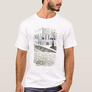 別荘Wagner、ウィーン Tシャツ