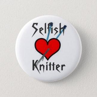 、利己的な編機械カスタマイズSelfishKnitter - 缶バッジ