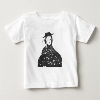 利発な変装 ベビーTシャツ