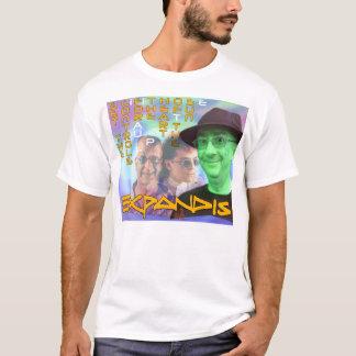 制御フィリップを置いて下さい! Tシャツ
