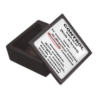 制御銃の心の誕生のウェイト・コントロールの定義 ギフトボックス