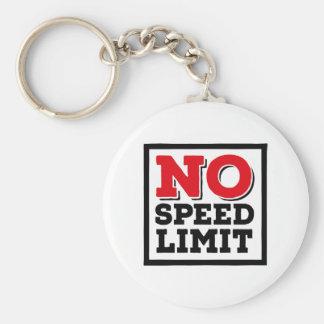 制限速度無し キーホルダー